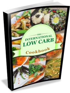 The International Low Carb Cookbook