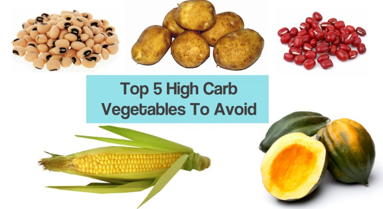 Top 5 High Carb Vegetables To Avoid