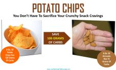 low carb swap for potato chips