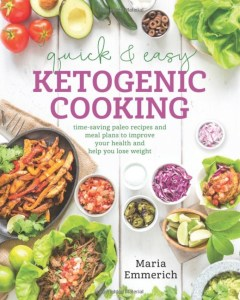 quick and easy ketogenic cooking book review