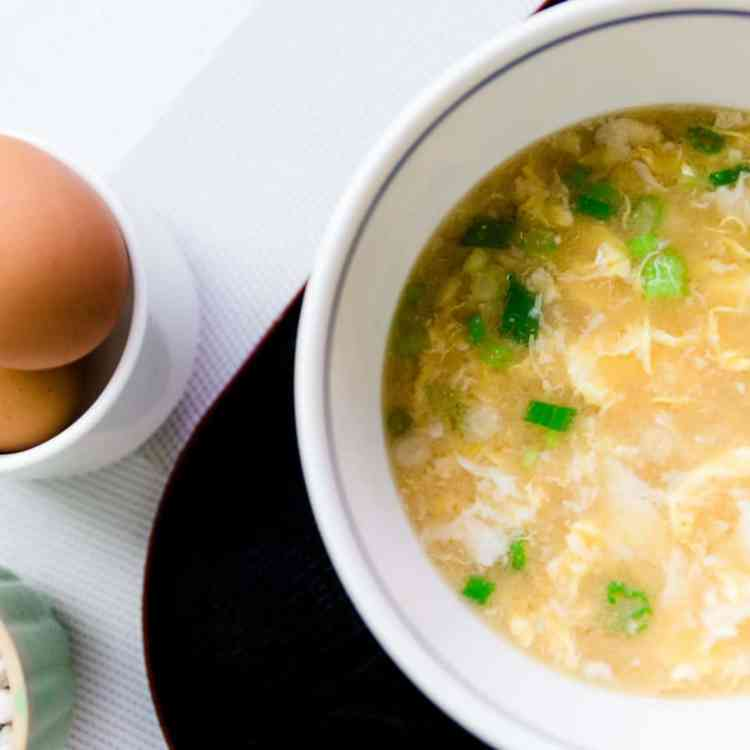 keto low carb Protein Miso Soup cover