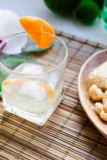 keto Orange Rum Rum Soda cover