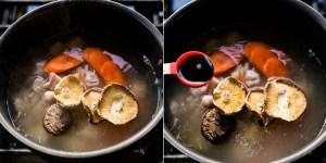 Keto Japanese Chicken Soup Ozoni Recipe (17)