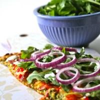 Pizza omelet..