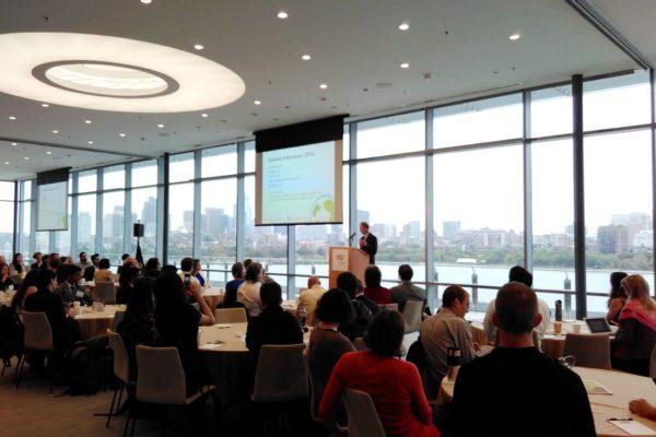 Recibimiento de Mención especial por impacto en el MIT Climate CoLab 2016