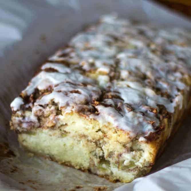 Quick Apple Cake Recipe