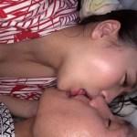 高校の修学旅行でシャイな童貞君がヤリマンの私にキスして胸を触ってきました