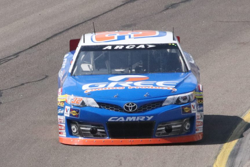 Another Top-10 Finish For Bluffton's Dean At ModSpace 150