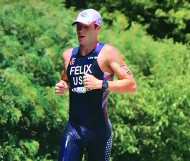 Strong Swim Propels Felix To 7th At Des Moines CAMTRI