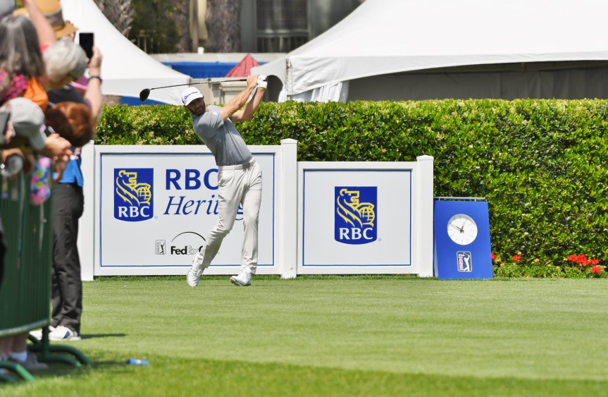 RBC Heritage Remains In Familiar Spot On 'Revamped' PGA Tour Schedule