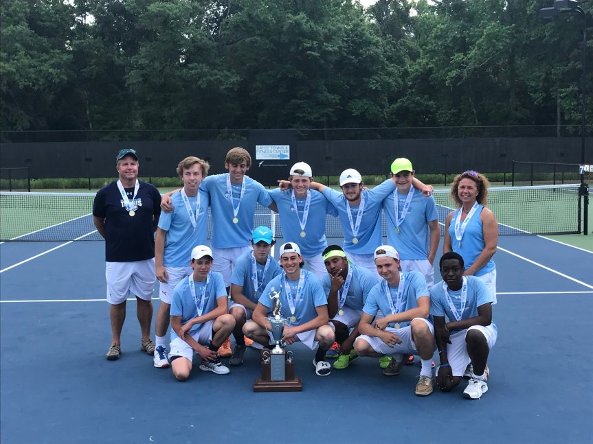 HS Tennis: HHIHS Boys Claim State Title
