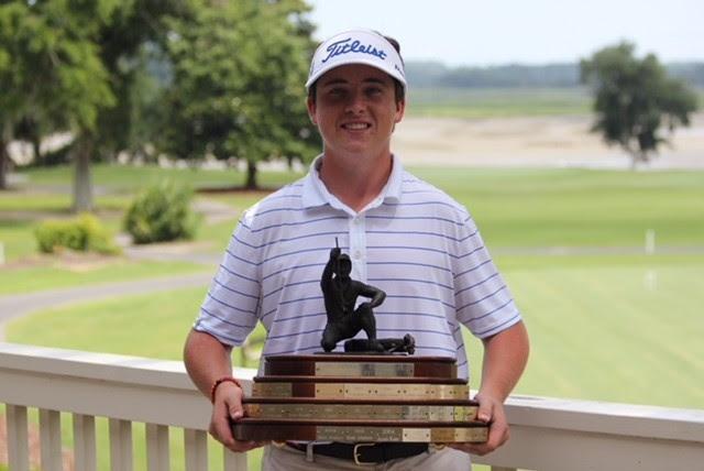 HHI's Daniel Azallion Claims SCGA Junior Championship