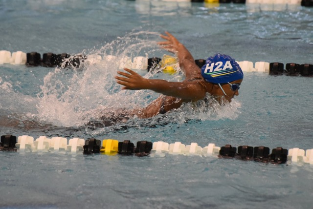 Swimming: H2A, Fins Swimmers Claim State Titles