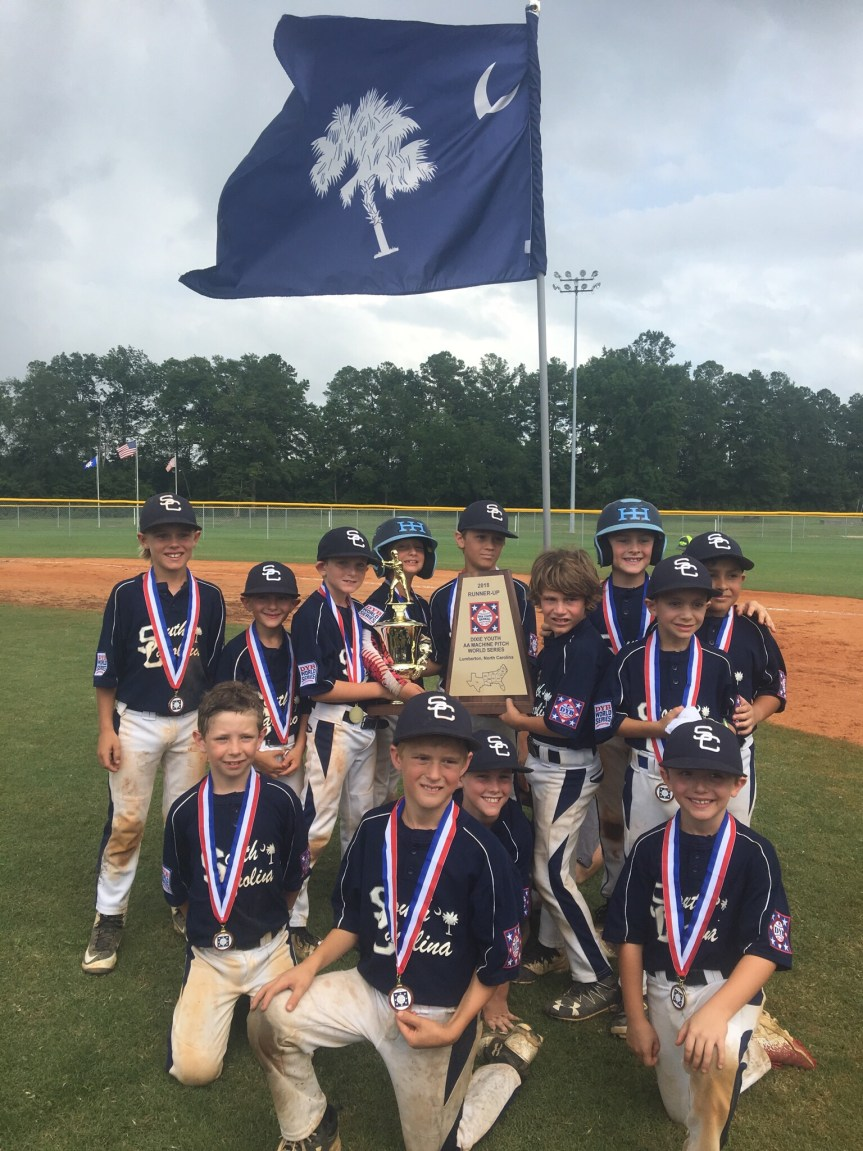 Youth Baseball: Hilton Head Falls Just Short In Dixie World Series Title Game