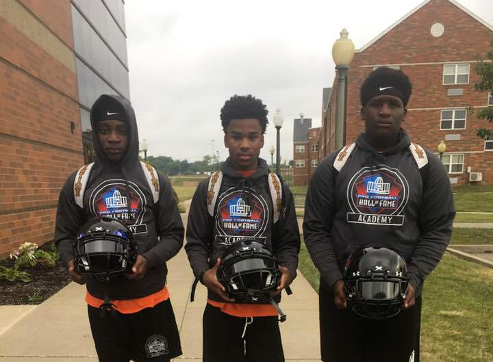 EMC Trio Plays In 8th Grade All-American Game