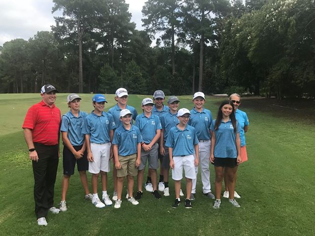 Golf: HHI Qualifies For PGA Junior League Sectionals