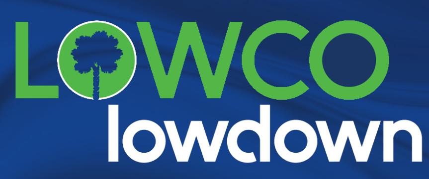 Lowco Lowdown: Aug. 27