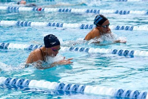 HS Swimming: Seahawks Sweep Six-Team Dual Mee