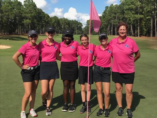 HS Golf: Sharks Qualify For 3A State Meet