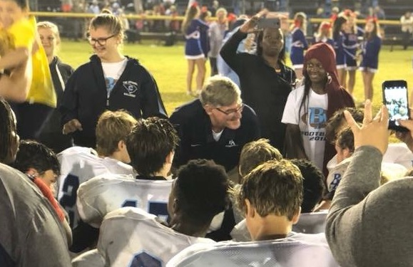 HSFB: Crazy? Clifford Leads BA To Title Game In First Season