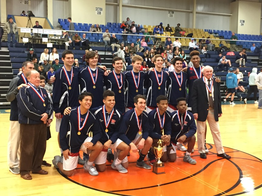 HSBB: HHP Boys Win First State Title in 28 Years