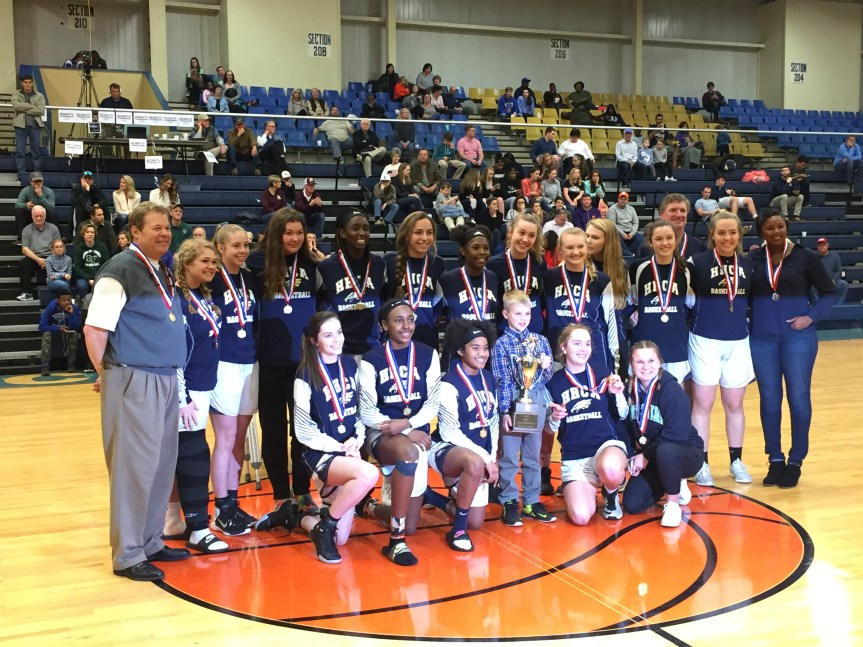 HSBB: HHCA Girls Claim 2nd State Title In 5 Years