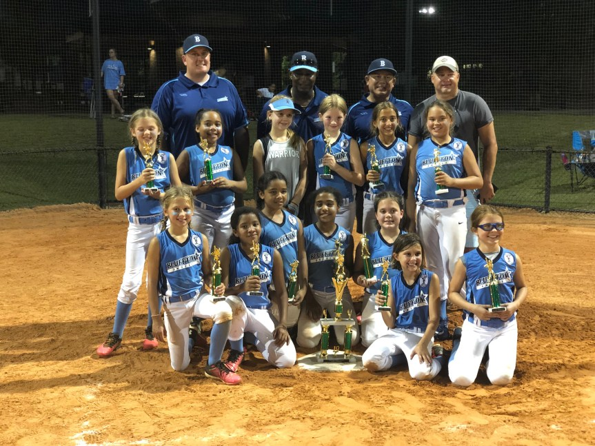 Youth Softball: Bluffton Sweeps Angels District Title