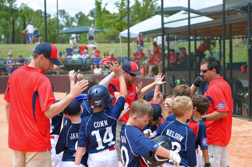 Youth Baseball: Bluffton National Takes Upper Hand In AA Tourney