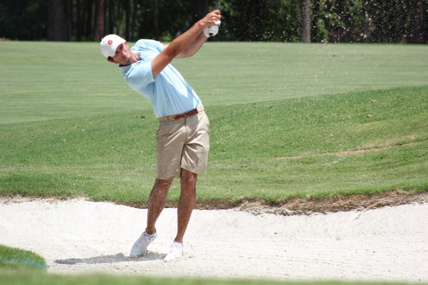Hagestad Breaks Course Record In Players Am 1st Round