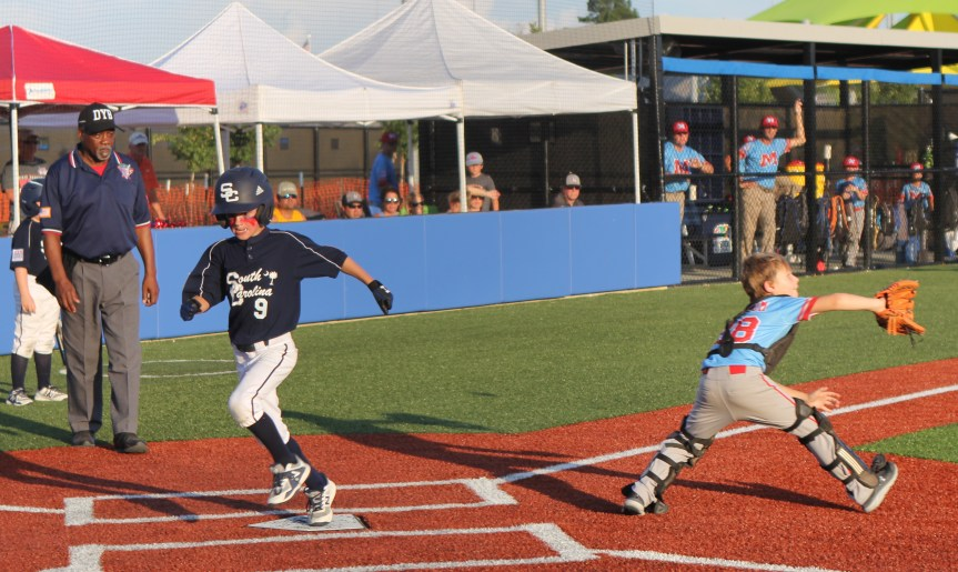 Youth Baseball: Bluffton Stays Alive At Dixie World Series