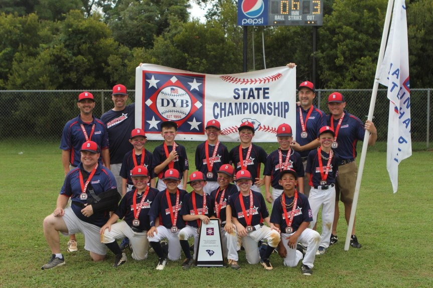 Youth Baseball: Bluffton American Captures Machine Pitch State Title