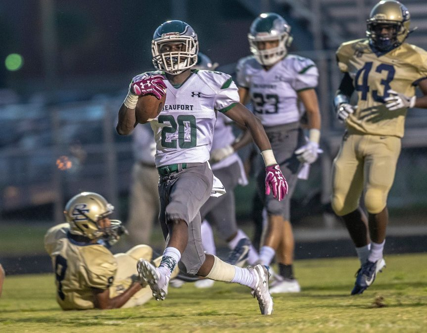 HSFB Preview: Eagles Working To Get Back To Winning Ways