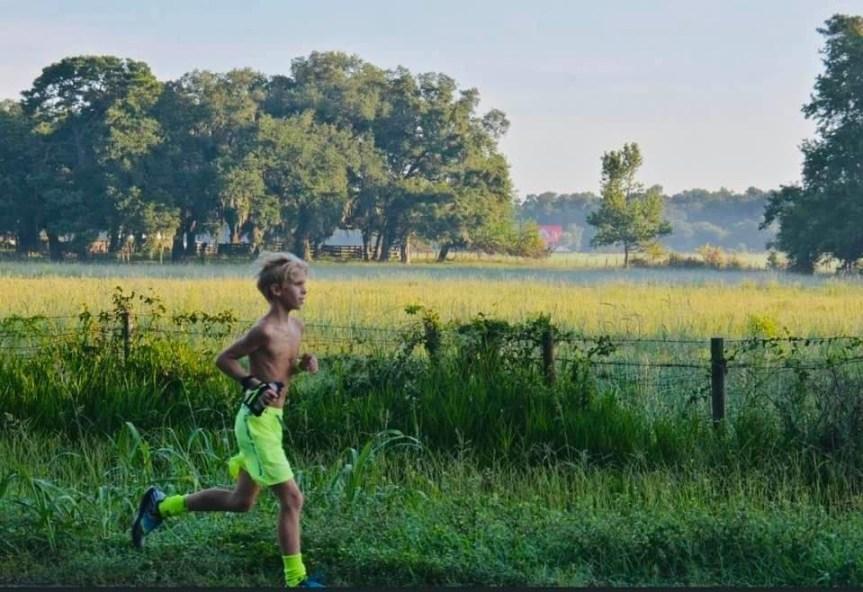 Beaufort's Gavin Moore was born to run … and run … and run