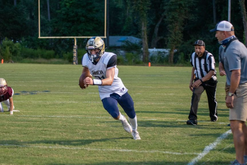 HSFB: HHCA spreads it around in road rout over Chargers