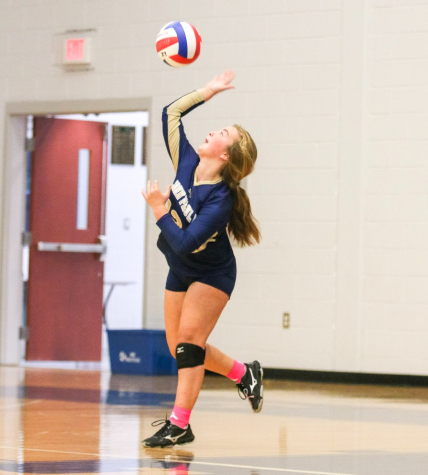 HSVB: JPII finishes sweep of rival Rebels (+PHOTOS)