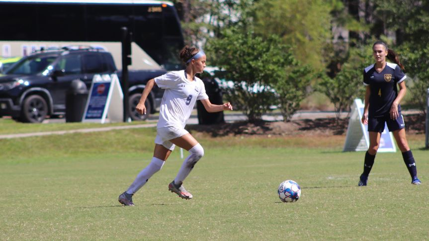 SOC: Sand Sharks blank Warner for first shutout