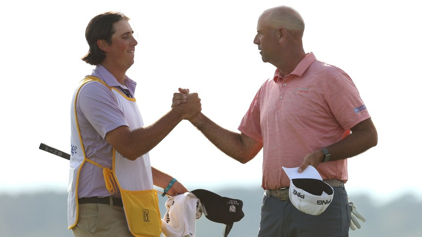WES's WISDOM: Father and son perfectly in 'Cink' during remarkable RBC Heritage run