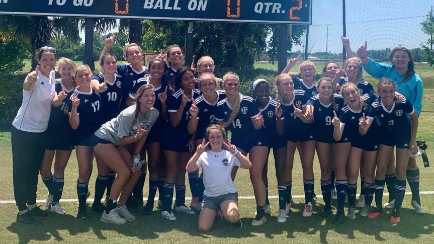 HS GSOC: HHCA shuts out Saints for SCISA 2A title