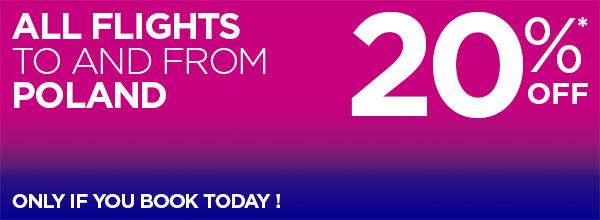Wizz Air розпродаж квитків в Польщу