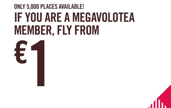 Volotea Megavolotea Sale