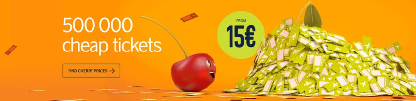 airBaltic sale summer