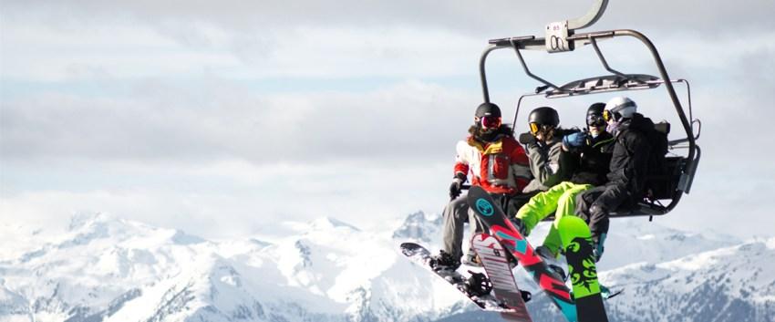 Farvater Snowboard зимові тури