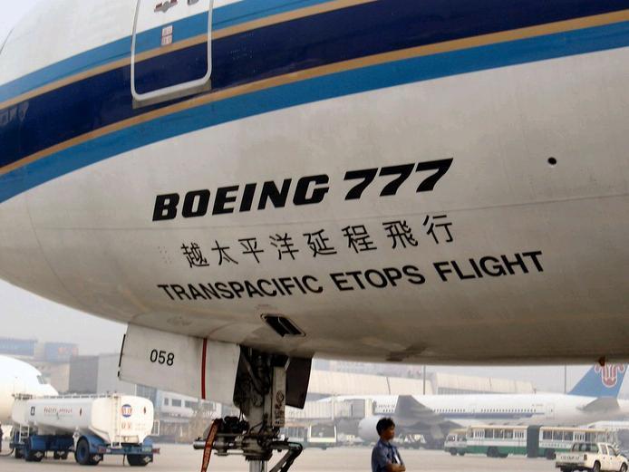 Boening 777