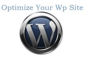 wordpress optimise