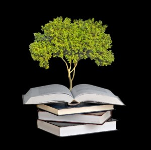 TreeonStackofBookssmall