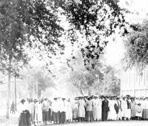 Employees of the American Sumatra Tobacco Company Gadsden County Fl