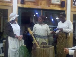 Gloria Bar Ford, Sophia Jackson, Zenobia Washington