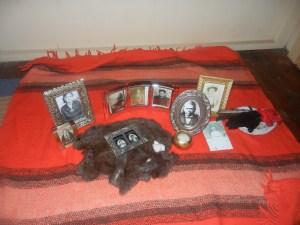 Ancestral Altar for Libation at Wormsloe
