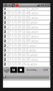 Tape a Talk Screenshot