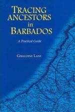 Geraldine Lane Barbados Guide Book Cover